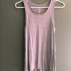 Grey tank top from The GAP!
